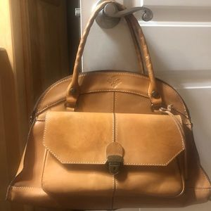 Patricia Nash Leather Tote Bag